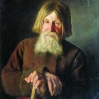 Притча «Старик»