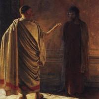 «Что есть истина?» — картина-подсказка